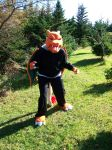 Charizard Partial Costume 2 by DarkDragonKai