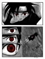 The End of Words. Sasuke's Resolve by Randazzle100