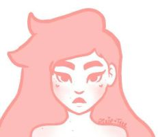 Pretty in Pink by pixie-tree