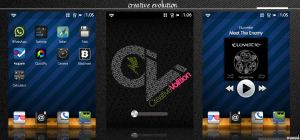 CreativEvolution by XaavierBlack
