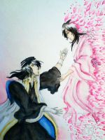 Bleach: Vision in the Blossoms by MannaKana