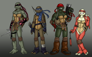 We're baaaaaaack by R2ninjaturtle