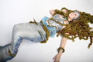 Atlantis Mermaid - Studio Shoot by ImaginaryCostume