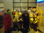 Me and The Cybertronic Spree. by NaruHinaFanatic