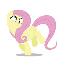 365 day 97 fluttershy by Korikian