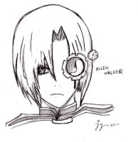 Allen Walker by nekobaka99