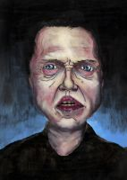 Christopher Walken by ZenandGroove