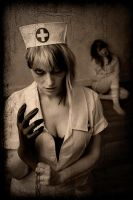 Nurse in asylum Act 1 by DeMoKoS