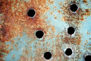 Rust texture V by mercurycode