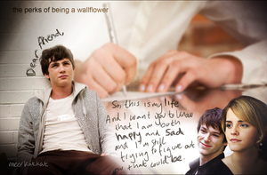 Perks of Being a Wallflower by Meerkatkat