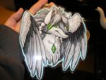 Mystic Sparkle Badge -NEW- by DrMario64