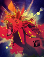 RED XIII by DezzManX