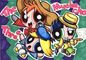 The Three Muchacho in RRB by Yang-Mei