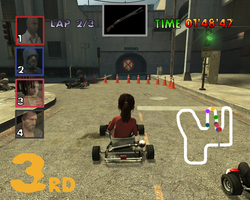 GM: L4D Kart by Steffanic