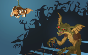Gremlins Wallpaper by PatrickSchoenmaker