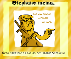 StephaGut - Stephano Meme. by GutTC