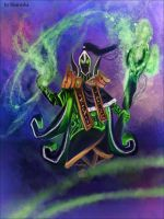 Rubick the Grand Magus by Fenrirsha