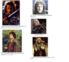 Lord of the Rings Spoof Pictur by ashantiwolfrider