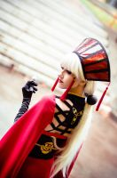 Delphine - Last Exile by SweetSkitty