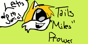 Tails 'Miles' Prower by neokasey82