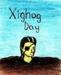 February 2 - Xighog Day by MrsZeldaLink
