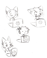 Fox's Reaction To. . .F.A. by FyreLilly