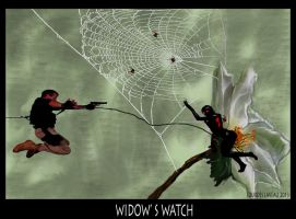 WIDOW'S WATCH by LOURDES-LAVEAU