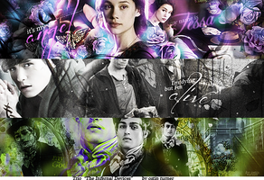 The Infernal Devices by Marsova