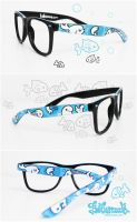 Koi Glasses by Bobsmade