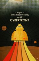 The Day We Left Cybertron by Superconvoy75