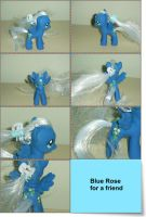 G4 Blue Rose by PrincessTaffy