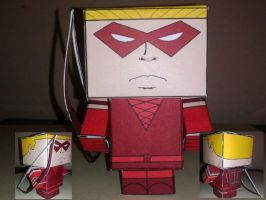 Cubeecraft Red Arrow Completed by handita2006