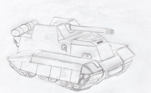 Self Propelled Gun by Imperator-Zor