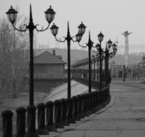 street lamp by nan021000