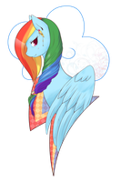 rainbowdash by dieva4130