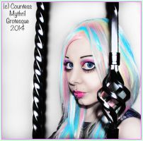 . pastel doll . by Countess-Grotesque