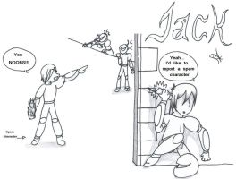 Jack's Game by ScarletHost