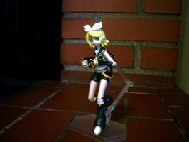 Armed Vocaloid by IrateResearchers