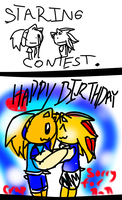 ...Happy Birthday Anna by xItsElectric