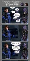ASH and TALI I by J-Estacado