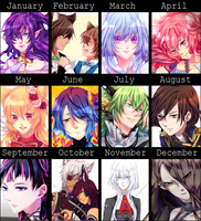 2013 Art Summary by chisachan2010