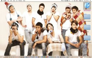 Super Junior back in my screen by Nariku
