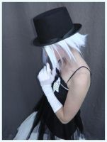 top hat 6 by Lisajen-stock