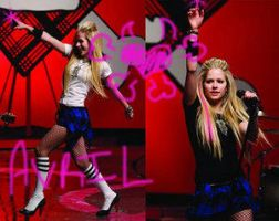 Avril Lavigne 2 by astro101 by Avril-Club