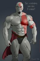 God of war by VicCreed