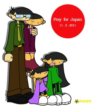 KND: Pray for Japan by Porn1315