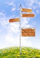 Direction Sign by AlexandraF