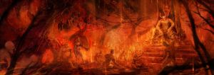 Hell by ivangod