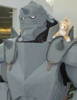 Alphonse Elric by gamefan23