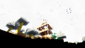 My Cake House - Underwater Shot by MinecraftPhotography